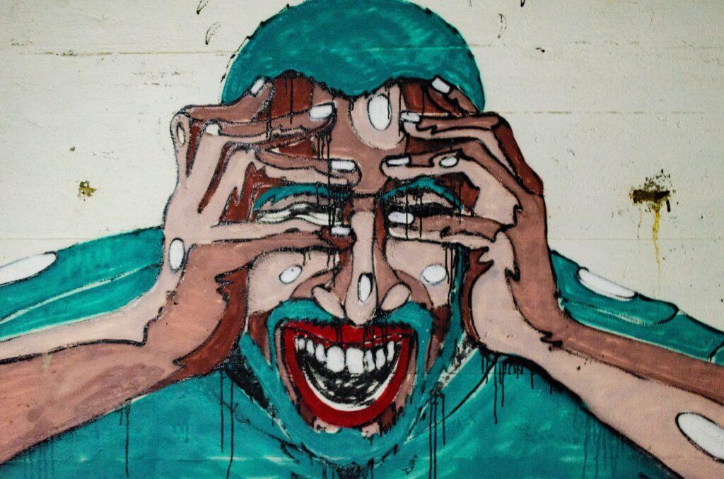 illustrazione del dolore cronico e dello stress che induce